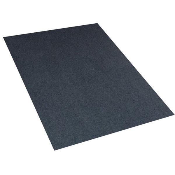 Roanoke Rib Indoor- Outdoor Unbound Area Rugs Ocean Blue rug