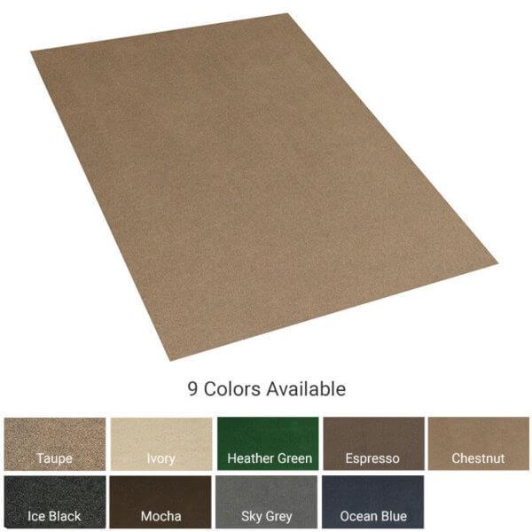 Roanoke Rib Indoor outdoor area rug