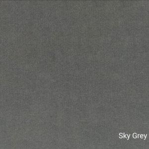 Roanoke Rib Indoor- Outdoor Unbound Area Rugs Sky Grey