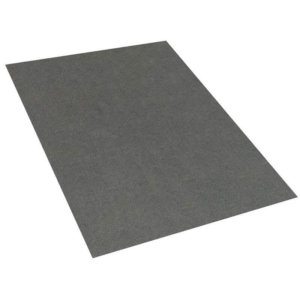 Roanoke Rib Indoor- Outdoor Unbound Area Rugs Sky Grey rug