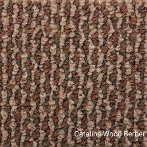 Catalina Wood Berber color swatch
