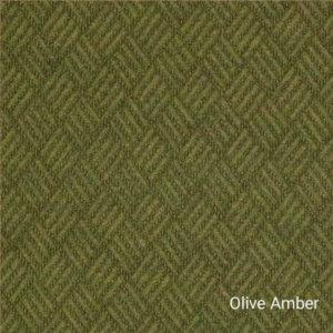 Dreamweaver Indoor-Outdoor Area Rug Carpet - Olive Amber Swatch