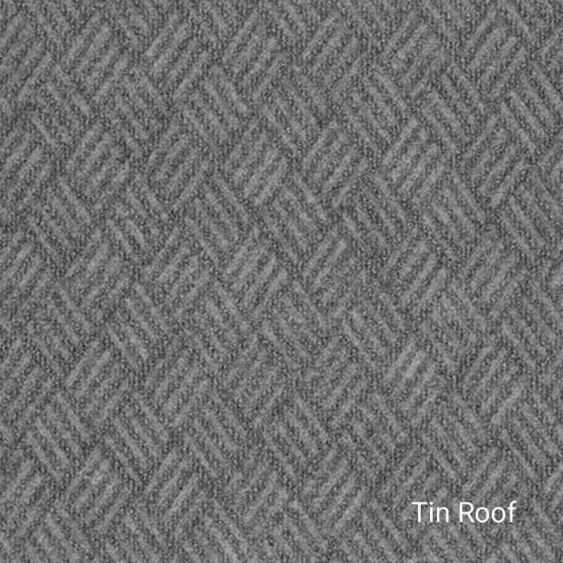 Dreamweaver Indoor-Outdoor Area Rug Carpet - Tin Roof Swatch