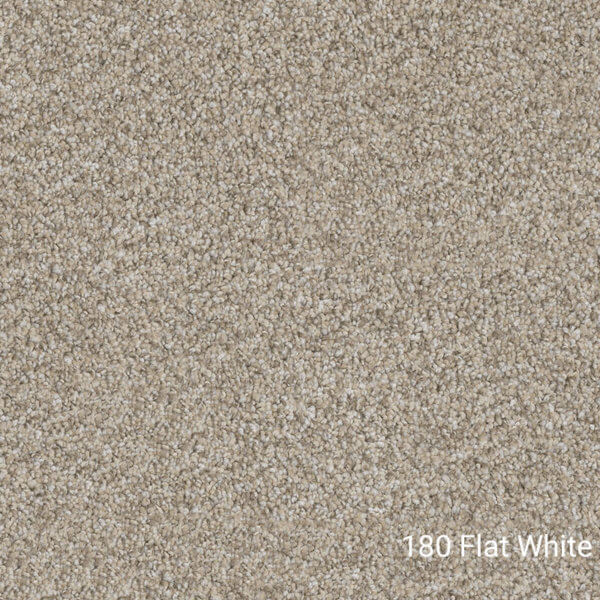 Double Jump I – Indoor Area Rug Collections - 180 Flat White