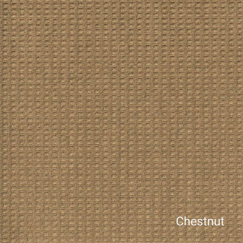 Foundation Indoor - Outdoor Area Rugs - Chestnut Swatch