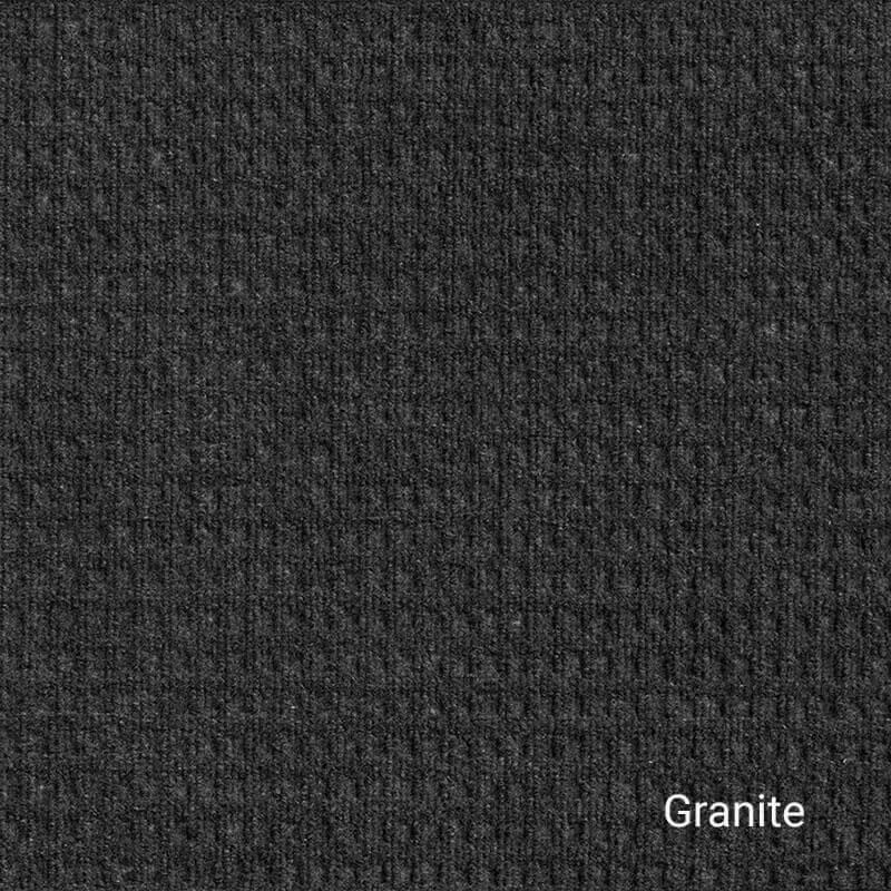 Foundation Indoor - Outdoor Area Rugs - Granite Swatch