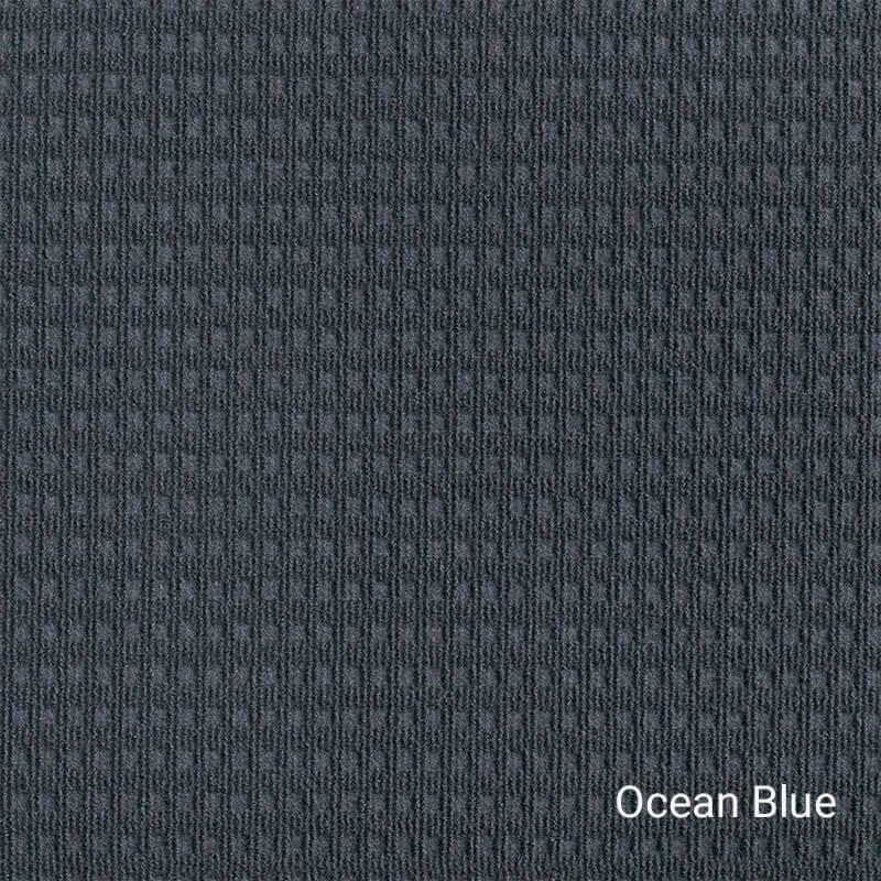 Foundation Indoor - Outdoor Area Rugs - Ocean Blue Swatch