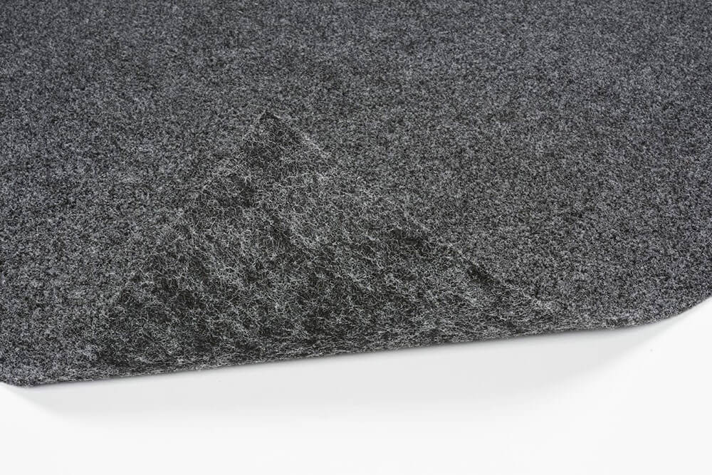 grizzly grass Slate Grey - Backing
