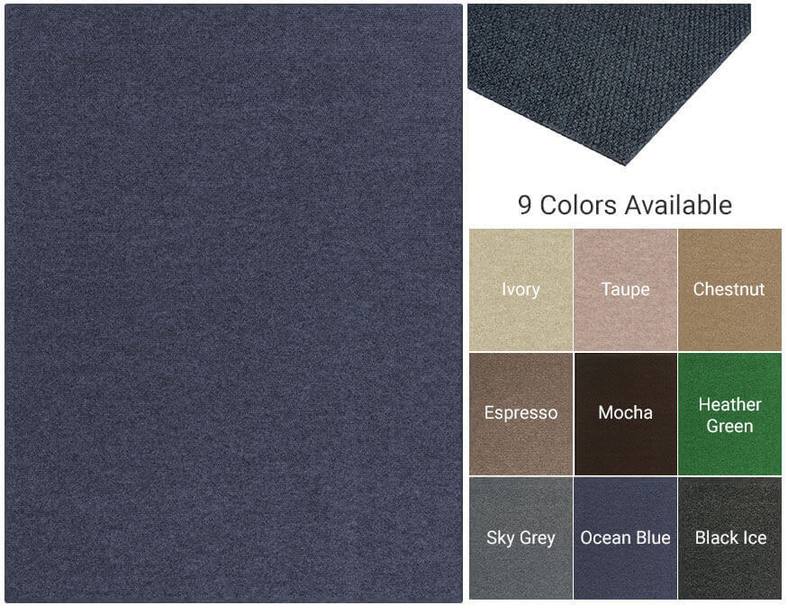 Hatteras Indoor - Outdoor Unbound - 9 Colors Available