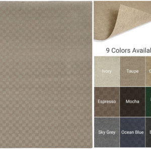 Patchwork Outdoor - Indoor Area Rug Available Colors