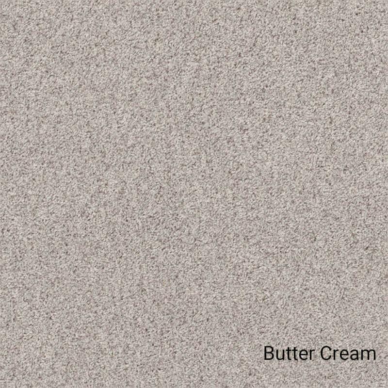 Quiet Sanctuary Shag Area Rug Collection - Butter Cream