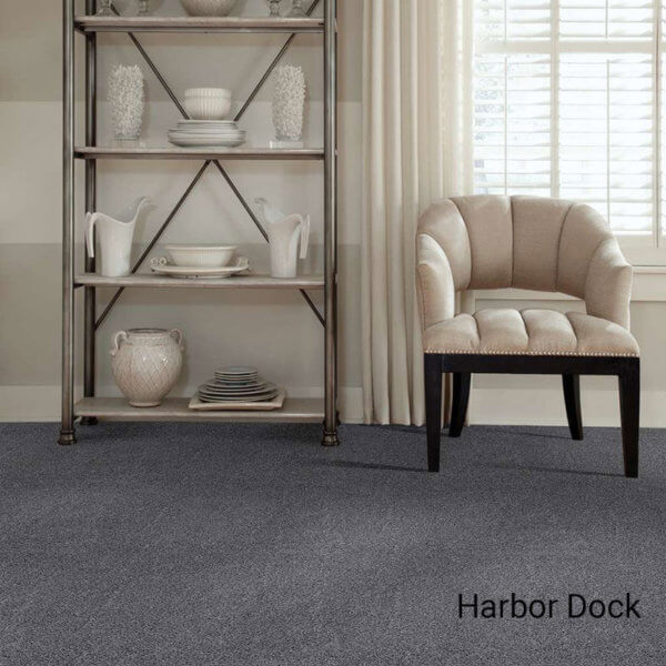 Quiet Sanctuary Shag Area Rug Collection - Harbor Dock Room