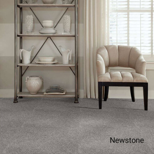 Quiet Sanctuary Shag Area Rug Collection - Newstone Room