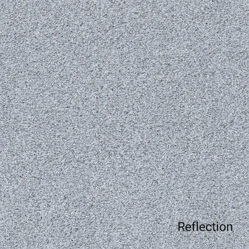 Quiet Sanctuary Shag Area Rug Collection - Reflection