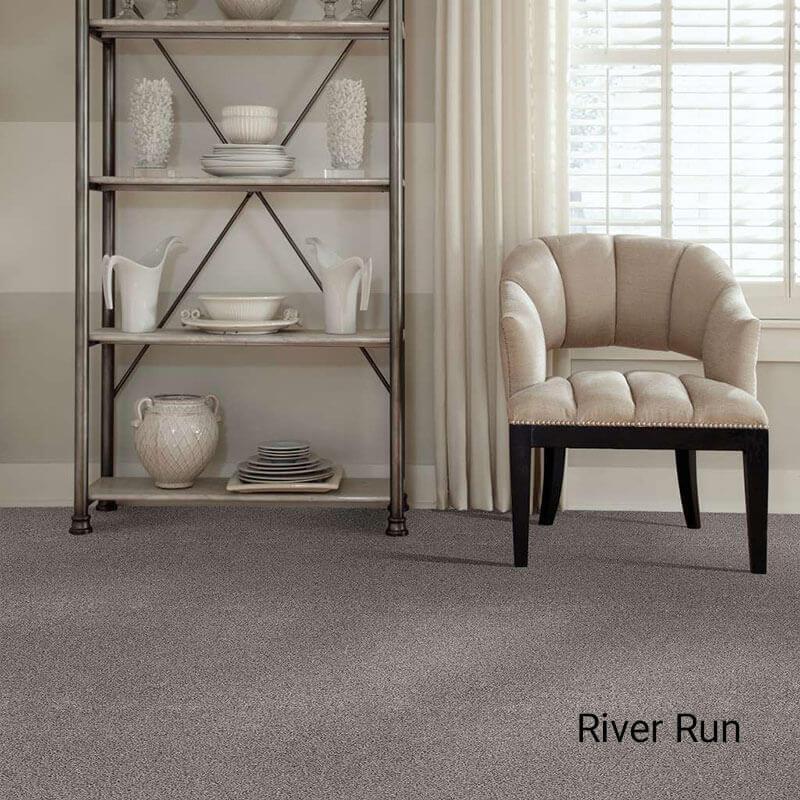 Quiet Sanctuary Shag Area Rug Collection - River Run Room