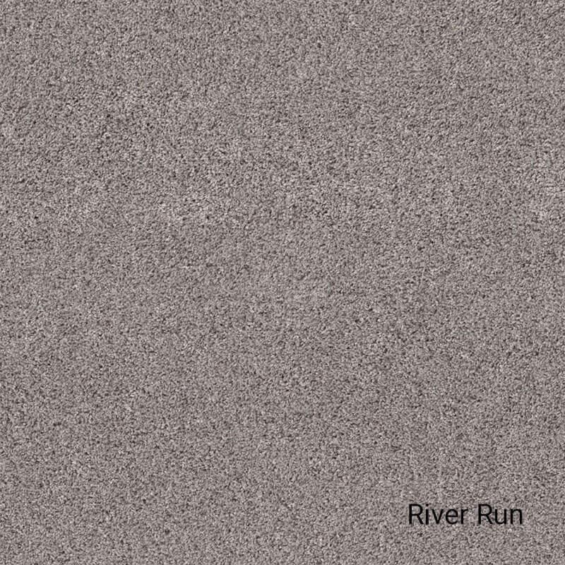 Quiet Sanctuary Shag Area Rug Collection - River Run