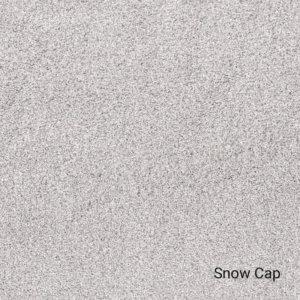 Quiet Sanctuary Shag Area Rug Collection - Snow Cap