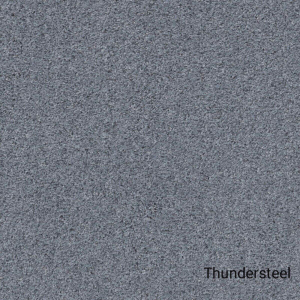 Quiet Sanctuary Shag Area Rug Collection - Thundersteel