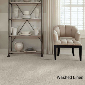 Quiet Sanctuary Shag Area Rug Collection - Washed Linen Room