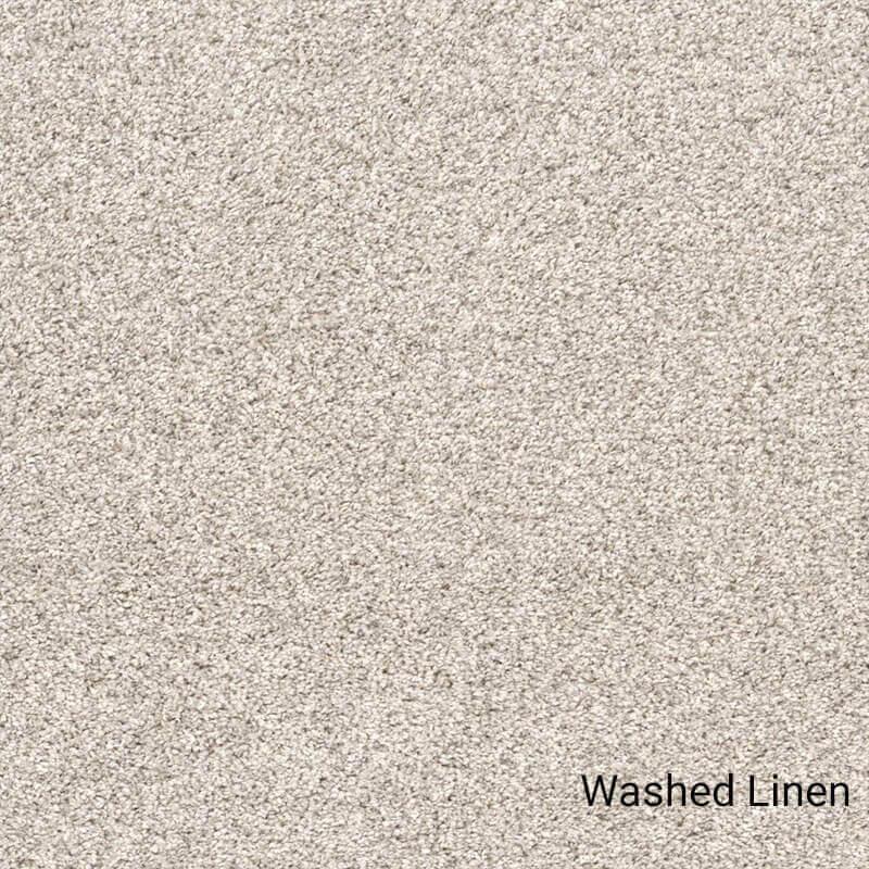 Quiet Sanctuary Shag Area Rug Collection - Washed Linen