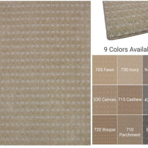 Town Square Indoor Area Rug Collections - 9 Colors Available