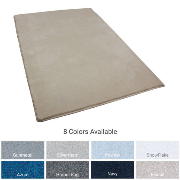 Opulent Ultra Soft Area Rug Collection   8 Colors Available