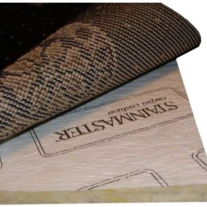 Stainmaster Memory Carpet and Area Rug Pad