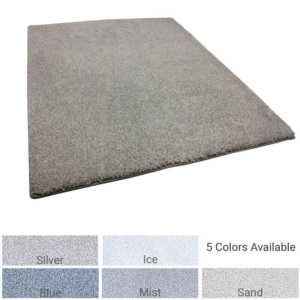 Luscious Ultra Soft Area Rug Collection - 5 Colors Available
