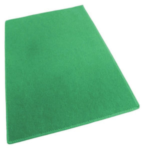 Jade Green - Soft Touch Indoor-Outdoor Area Rug Carpet