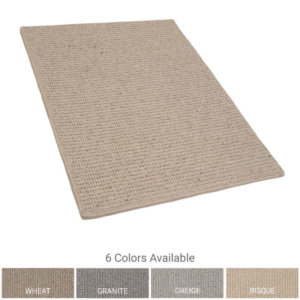 Sisal Tyme Natural Area Rug Collection