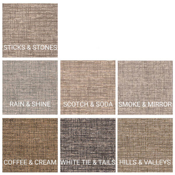 Milliken Classic Counterpart Indoor Area Rug Collection - 7 Colors Available