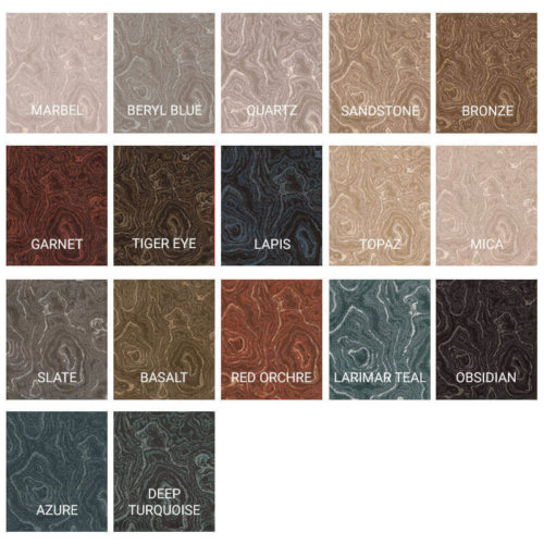 Milliken Nature's Gem Indoor Area Rug Collection - 17 colors available