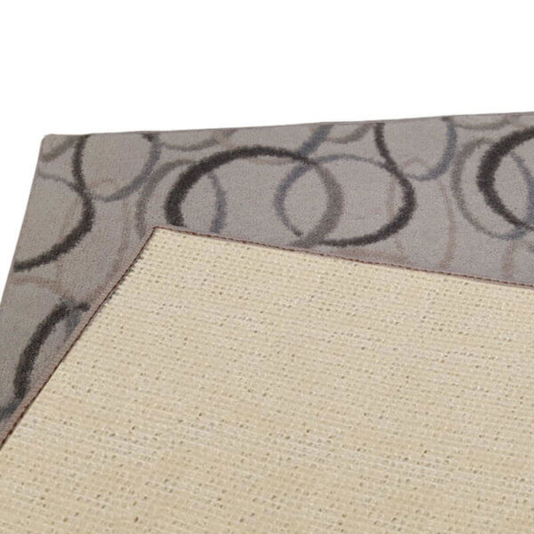 Milliken Pendant Area Rug Collection - Backing