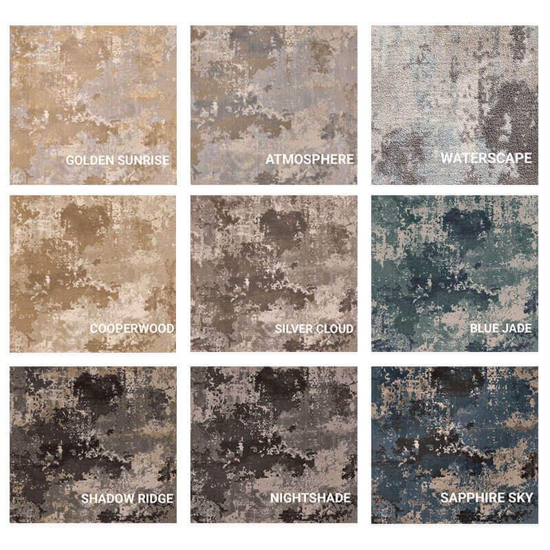 Milliken Sky Canvas Indoor Area Rug Collection