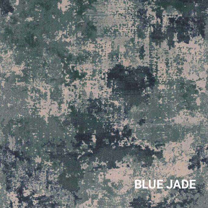 Blue Jade Milliken Sky Canvas Indoor Area Rug