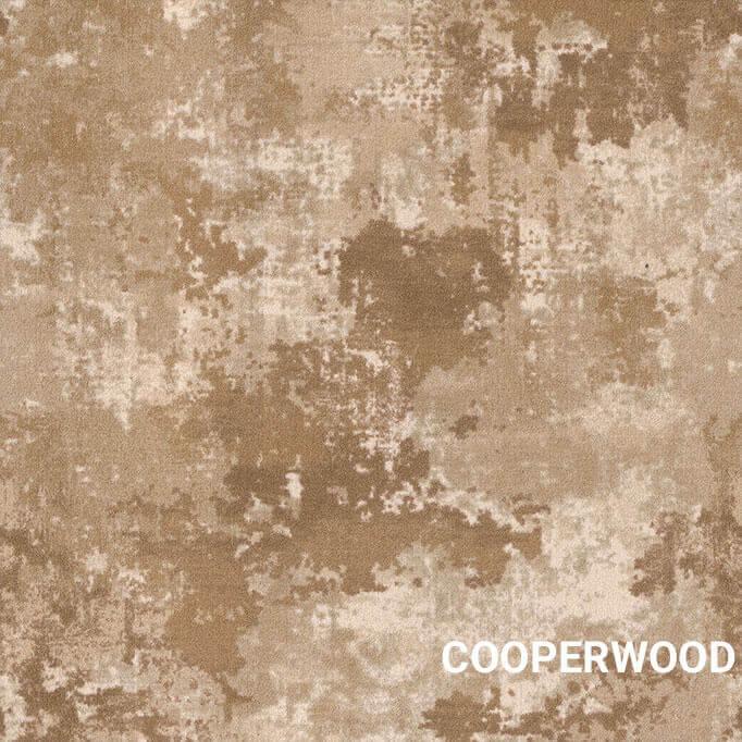 Cooperwood Milliken Sky Canvas Indoor Area Rug