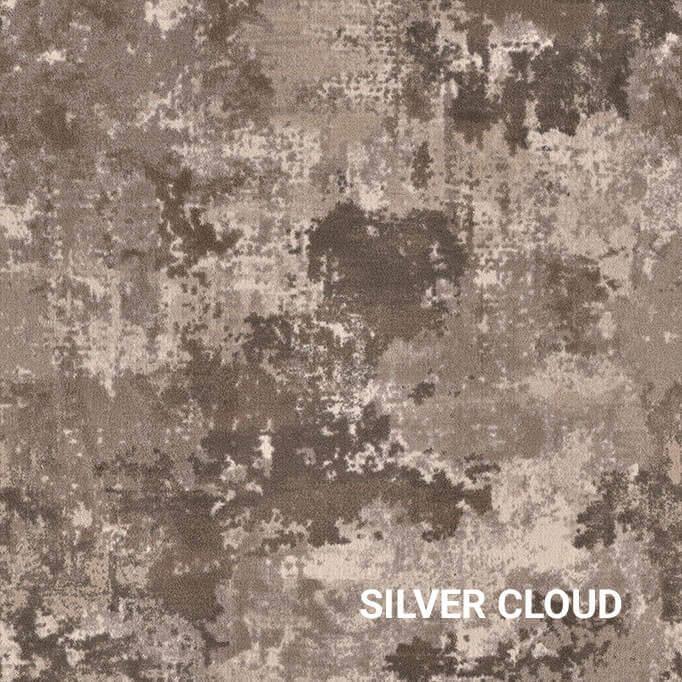 Silver Cloud Milliken Sky Canvas Indoor Area Rug