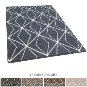 Milliken Subtle Solitaire Indoor Area Rug Collection