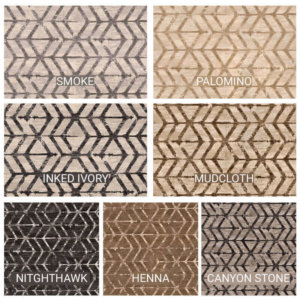 Milliken Traveler's Path Indoor Area Rug Collection - 7 Colors Available