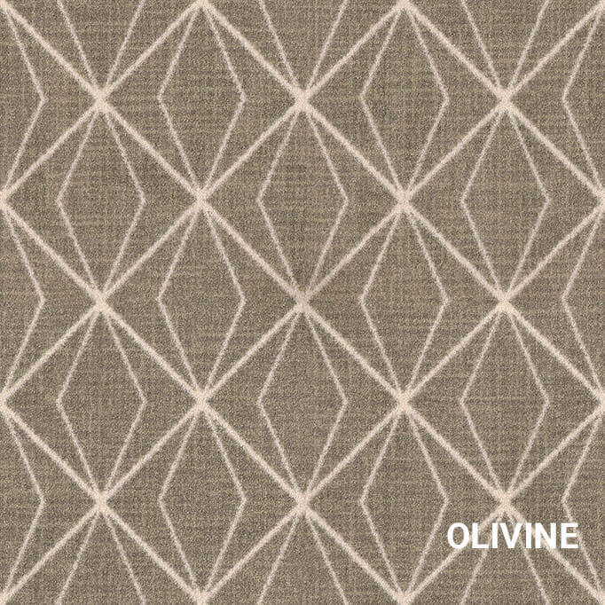 Olivine Milliken Subtle Solitaire