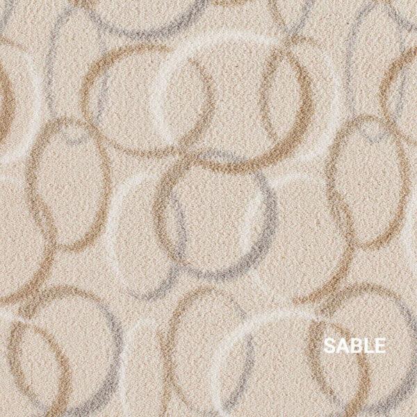 Sable Milliken Pendant Area Rug