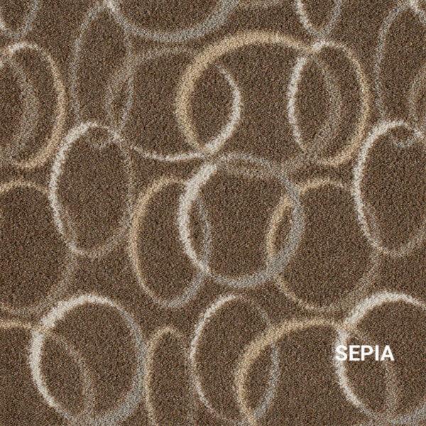 Sepia Milliken Pendant Area Rug