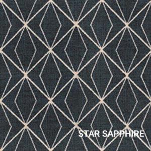 Star Sapphire Milliken Subtle Solitaire