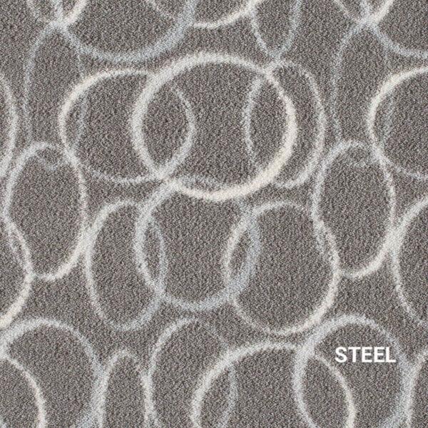 Steel Milliken Pendant Area Rug