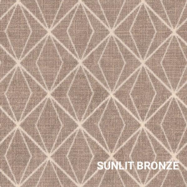 Sunlit Bronze Milliken Subtle Solitaire