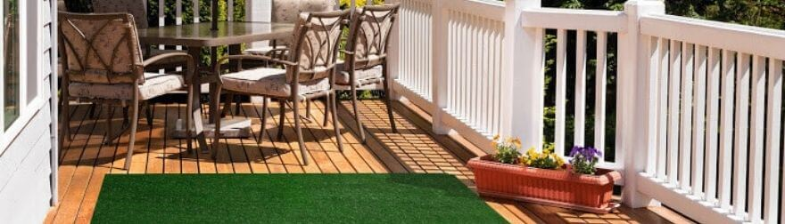 The Benefits of Artificial Turf Outdoor Rugs