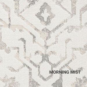 Morning Mist Haka Vintage Rug