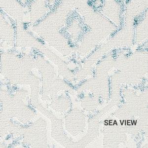 Sea View Haka Vintage Rug