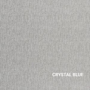 Crystal Blue Milliken Contemporary Palmas Rug