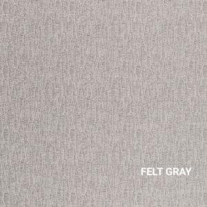 Felt Gray Milliken Contemporary Palmas Rug